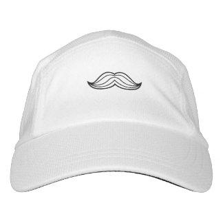 Schnurrbart-Hut Headsweats Kappe
