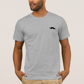 Schnurrbartt-shirt lustiges T-Shirt lustiges