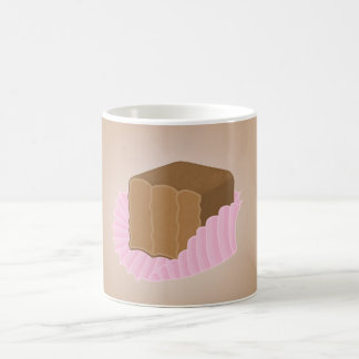 Schokoladen-Biss Kaffeetasse