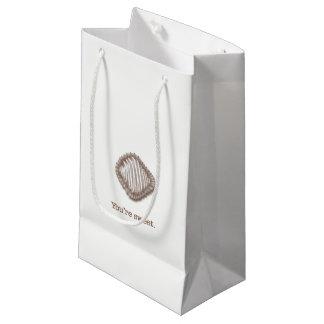 Schokoladen-Trüffeln Kleine Geschenktüte