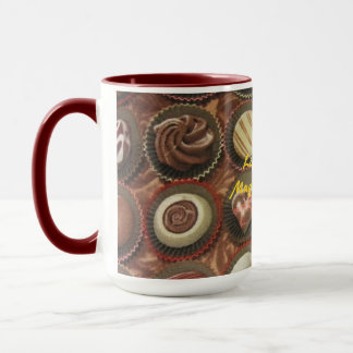 Schokoladen u. Trüffeln Tasse