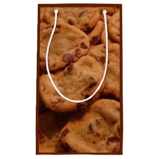 Schokoladenkeks-Foto-Geschenk-Tasche Kleine Geschenktüte