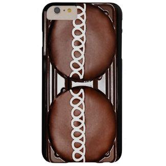 Schokoladenkleine kuchen iphone 6 Fall Barely There iPhone 6 Plus Hülle