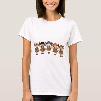 Schokoladenkuchen-Gruppe T-Shirt