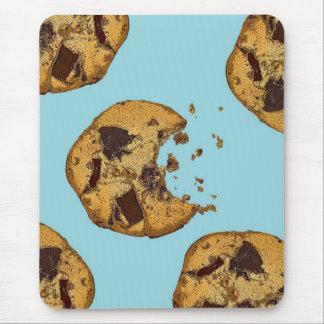 Schokoladensplitter-Plätzchen Mousepad