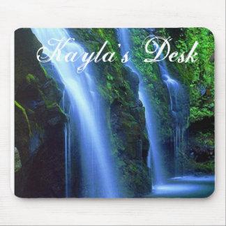Schön-Wasserfallparadies Mousepad