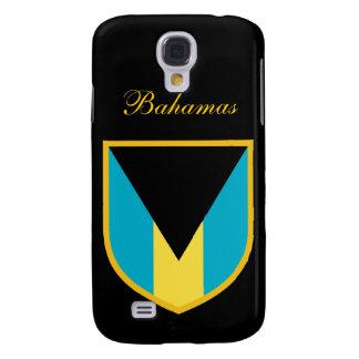 Schöne Bahamas-Flagge Galaxy S4 Hülle