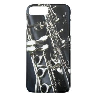 Schöne Clarinet iPhone 7 Plusfall iPhone 8 Plus/7 Plus Hülle