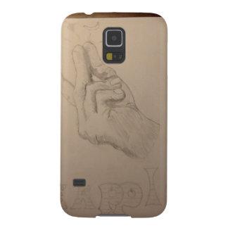 Schöne Hand gezeichnete Snapple-Idee Samsung Galaxy S5 Cover