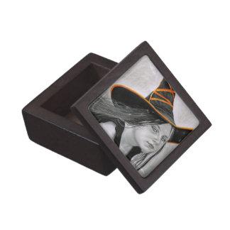 Schöne Hexe-Prämien-Geschenkboxen Schachtel