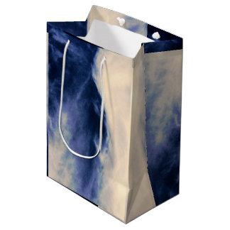 Schöne Himmel-Geschenk-Tasche Mittlere Geschenktüte