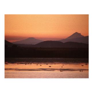 Schöne Kalifornien-Postkarte Postkarte