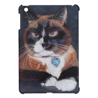 Schöne Katze iPad Mini Cover