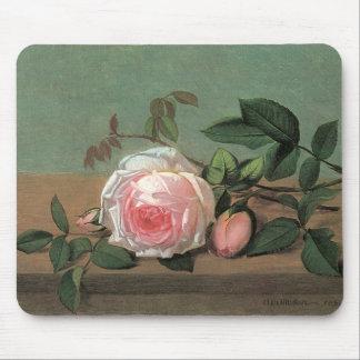 Schöne Kunst BlumenMousepad Mousepads