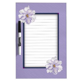 Schöne Lavendel-Orchidee Memoboard