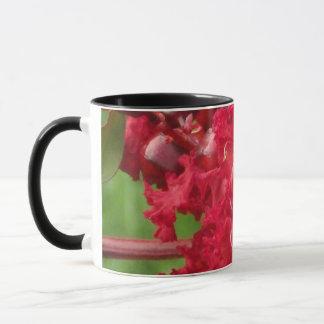 Schöne Myrte abstrakt Tasse