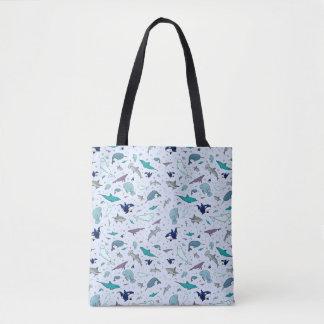Schöne Ozean-Taschen-Tasche Tasche