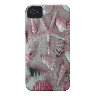 Schöne Seashells iPhone 4 Cover