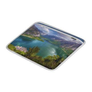 Schöne Seeansicht MacBook Air Sleeve