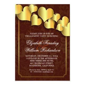schöne Verlobungs-Party Einladungen