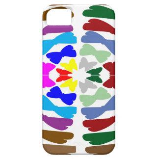 Schöner Bogen-Krawatten-Tanz - genießen Sie iPhone 5 Schutzhülle