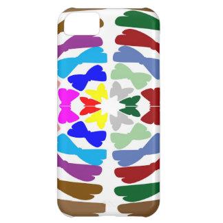 Schöner Bogen-Krawatten-Tanz - genießen Sie iPhone 5C Hülle