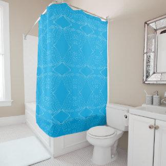 Schöner Duschvorhang