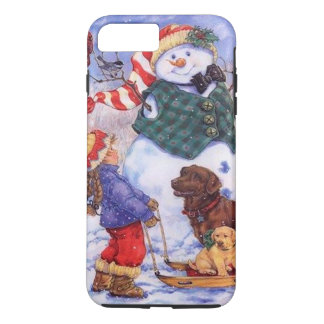 Schöner Feiertags-kundenspezifischer iPhone 7 Plus Hülle