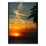 Schöner Geburtstag von Sonnenaufgang zu Grußkarte