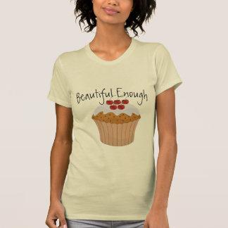 schöner genug Kuchenmuffin T - Shirt-Entwurf T-Shirt