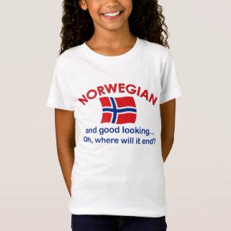 Schöner Norweger T-Shirt