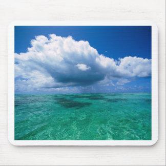 Schöner Ozean Naturescape Mauspads