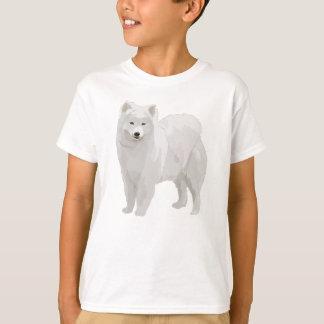 Schöner Samoyed T-Shirt