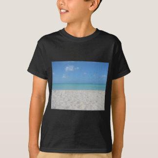 Schöner Sandy-Strand T-Shirt