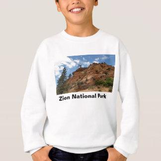Schöner Zion Nationalpark Sweatshirt
