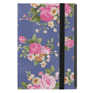 Schönes Blumenmuster Etui Fürs iPad Mini