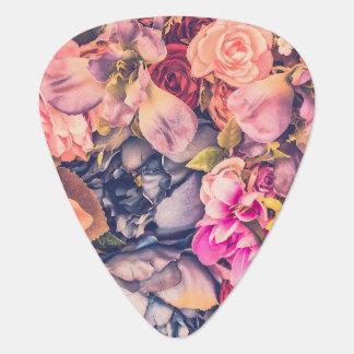 Schönes sortiertes Blumen| Plektrum