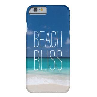 Schönes Strand-Glück Barely There iPhone 6 Hülle