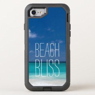 Schönes Strand-Glück OtterBox Defender iPhone 8/7 Hülle