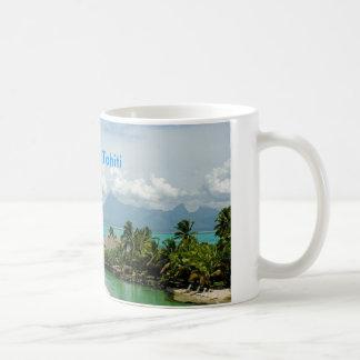 Schönes Tahiti Kaffeetasse