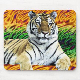 Schönheit der Tiger Mauspad