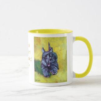 Schottische Terrier-Tassen Tasse
