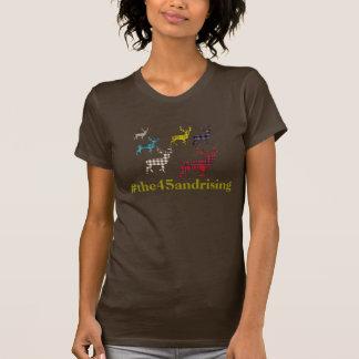 Schottische Unabhängigkeit der 45 T-Shirt
