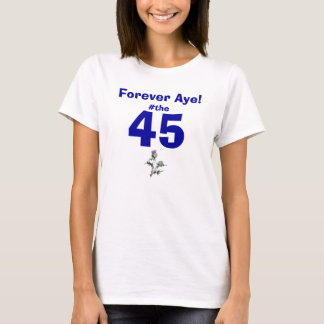 Schottische Unabhängigkeit #the45 das 45 T-Shirt