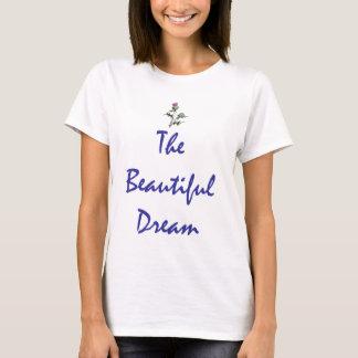 Schottische Unabhängigkeits-schöne Traumdistel T-Shirt