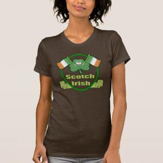 Schottischen Iren-St Patrick T - Shirt