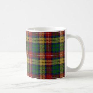 Schottischer Clan-BuchananTartan Kaffeetasse