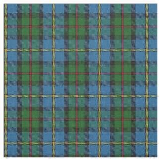 Schottischer Clan MacLeod des Harristartan-Gewebes Stoff