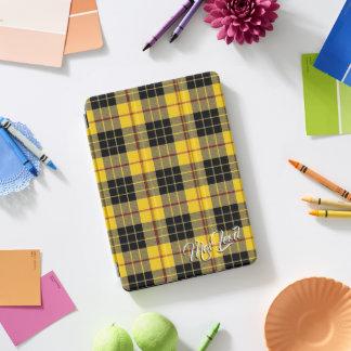Schottischer Clan MacLeod von LewisTartan kariert iPad Pro Cover