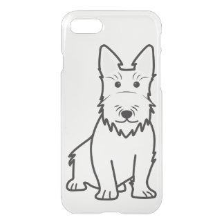 Schottischer Terrier-HundeCartoon iPhone 8/7 Hülle